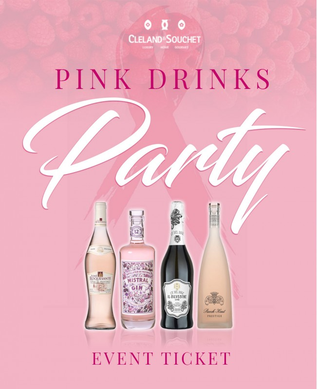 17/10/2019 - Pink Drinks Party