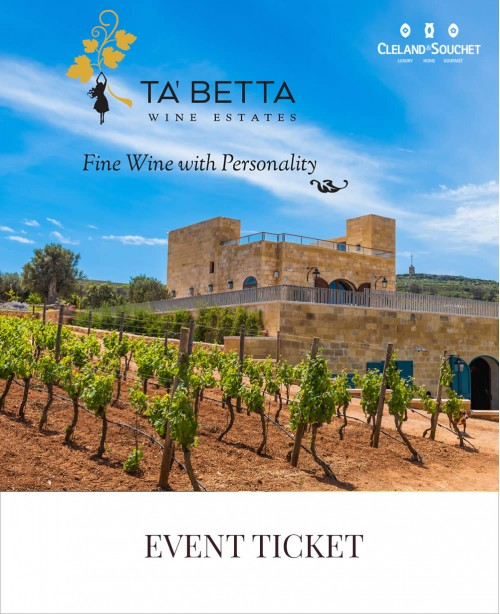 21/11/2019 - Ta' Betta Fine Wine Experie...