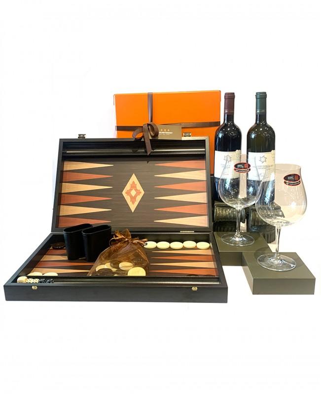 Backgammon (Gift Set)