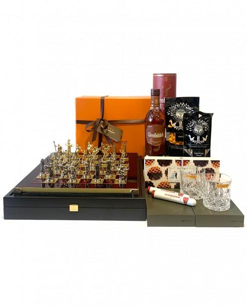 Chess Lover's (Gift Set)