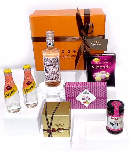 Gin and Tonic (Gift Hamper)
