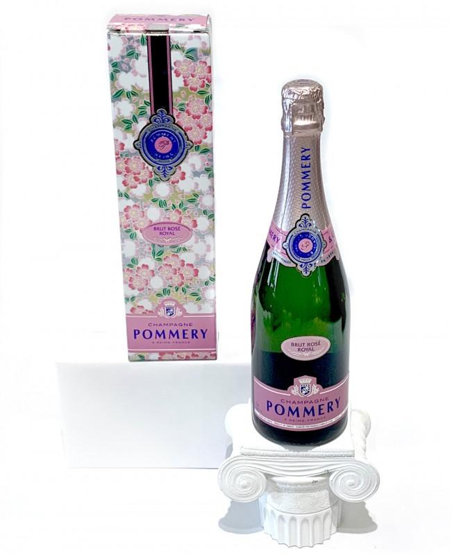 Pommery Pink Champagne in Gift Box (Gift Hamper)
