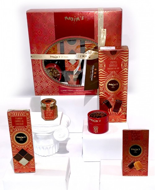 Maxims Experience (Gift Hamper)