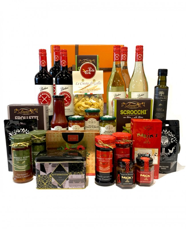 Ultimate Food and Wine Selection (Gift Hamper)