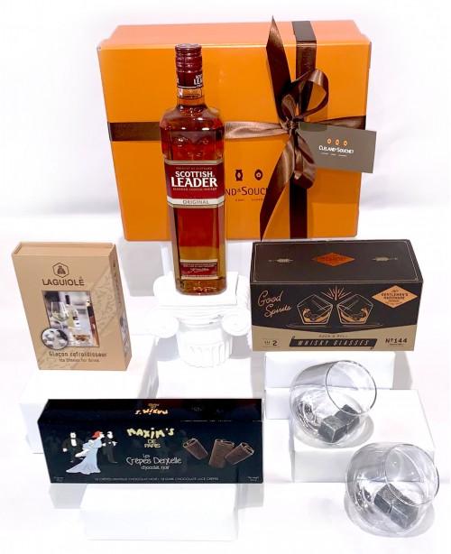 Whisky Set For Him (Gift Hamper)
