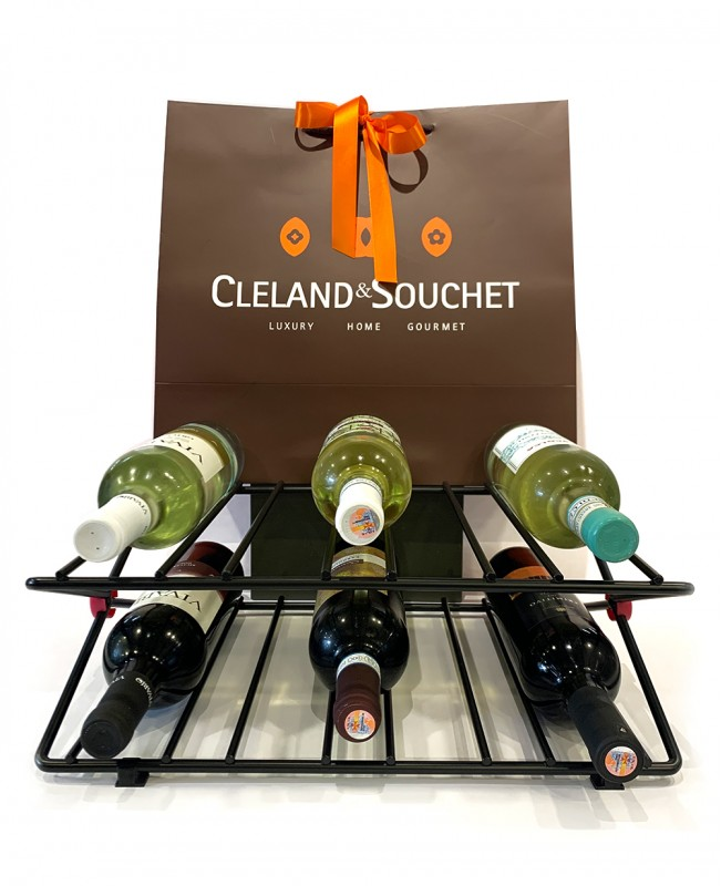 Wine Rack (Gift Set)