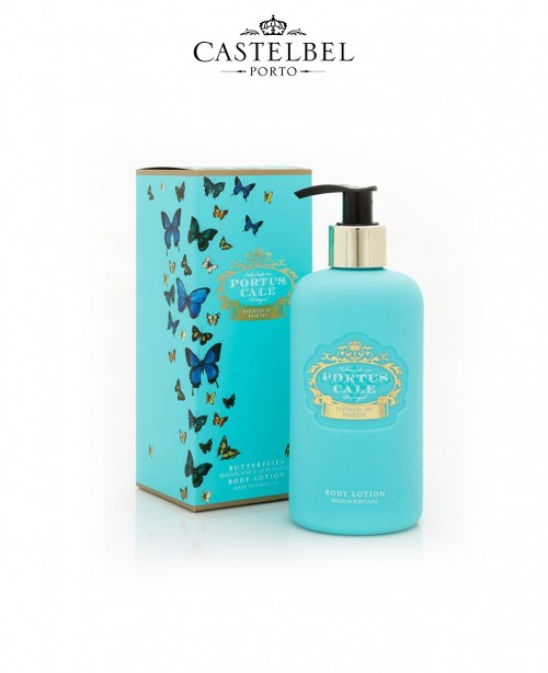 Butterflies 300mL Body Lotion - Boxed (C...