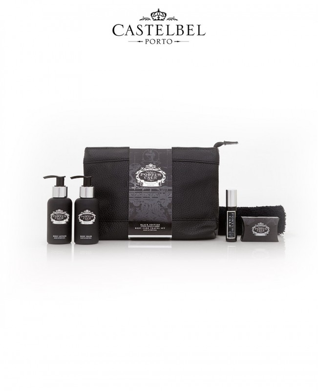 Black Edition Travel Set (Castelbel)
