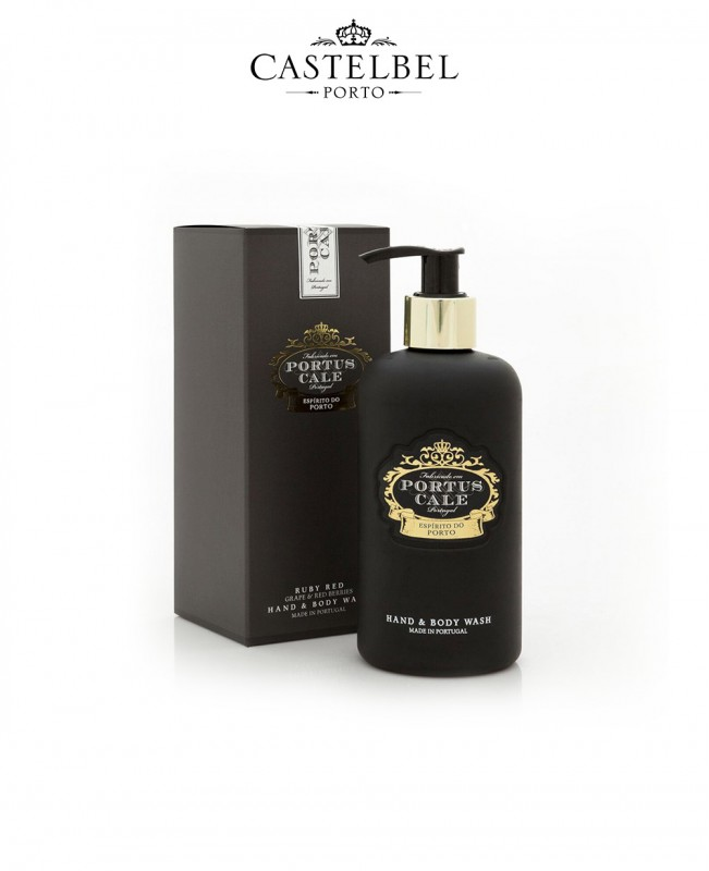 Ruby Red 300mL Hand&Body Wash - Boxed (Castelbel)