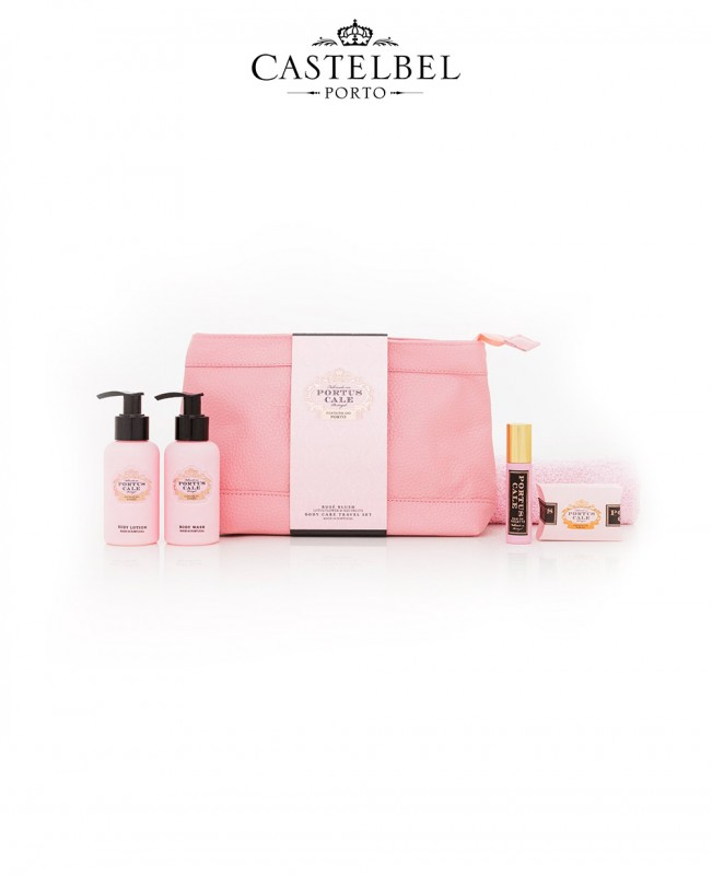 Rosé Blush Travel Set (Castelbel)