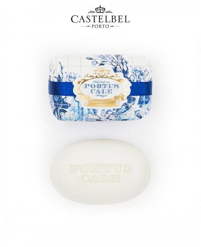 Gold&Blue 150g Soap - Paper-Wrapped (Castelbel)