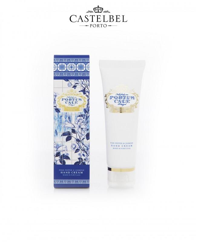 Gold & Blue 50mL Hand Cream (Castelbel)