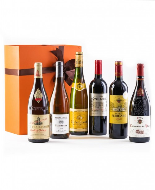 Finest French Collection (6 Bottles)