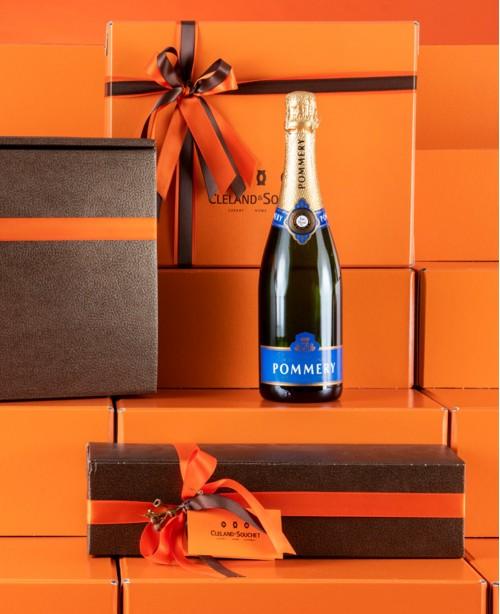 The Champagne Gift Box (Wine Hamper)