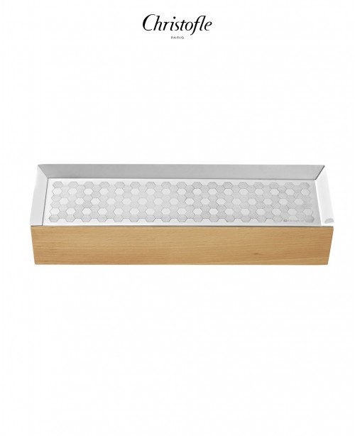 Hexagone Pencil Box (Christofle)