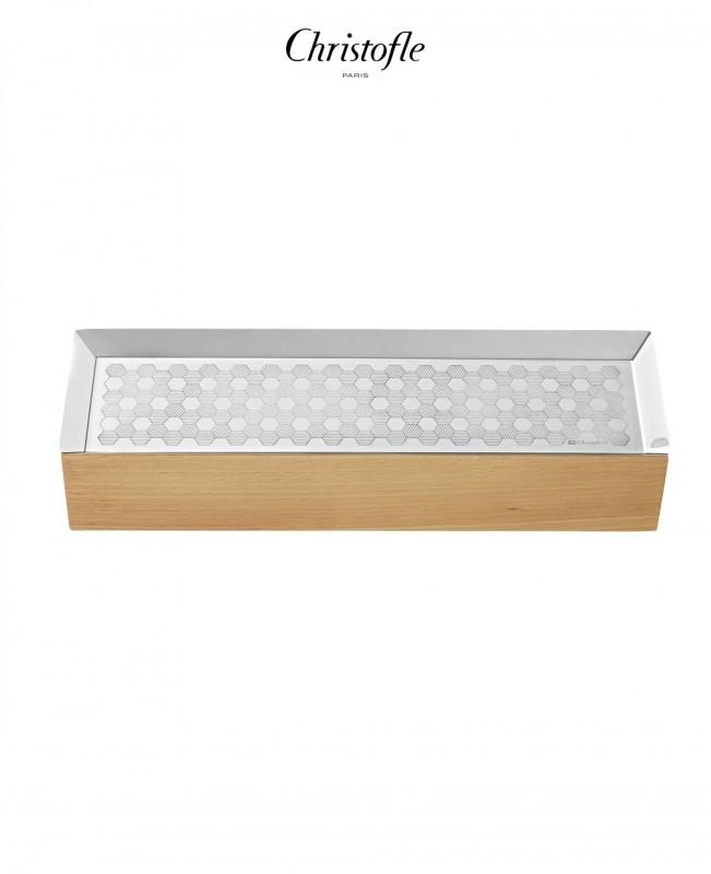 Hexagone Pencil Box (Christofle)