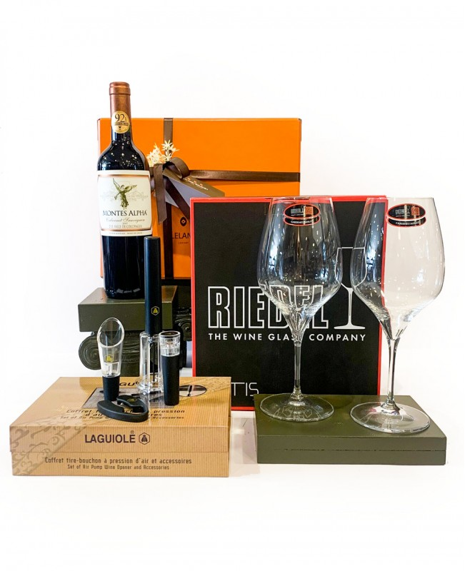 Alpha Premium (Gift Set)