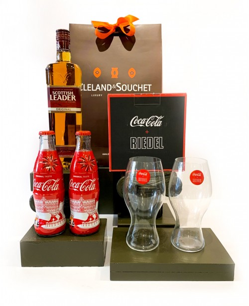 Whisky and Coke (Father's Day Gift Set)