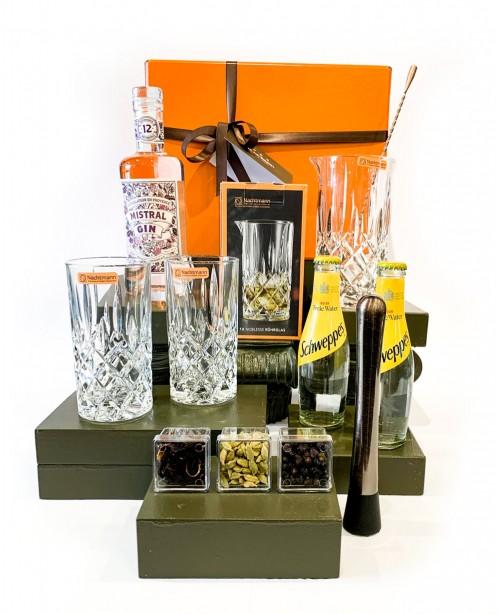 Mistral Gin Bar (Gift Set)