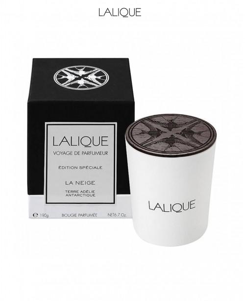 La Neige Special Edition Candle (Lalique...