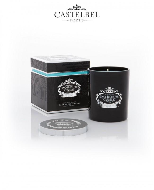Black Edition Scented Candle (Castelbel)