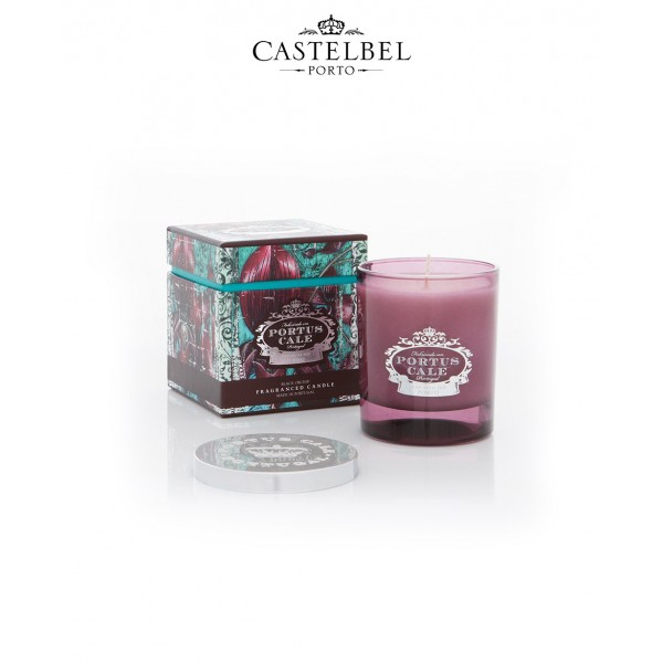 Black Orchid Scented Candle (Castelbel)