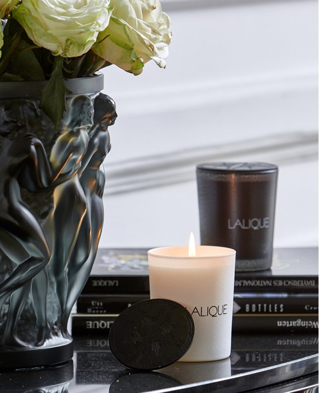 Scented Candle Special Edition - La Neige (Lalique)