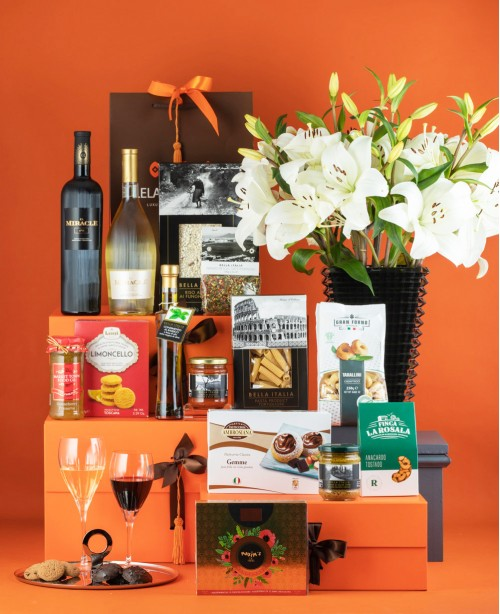 The Connoisseur Selection (Gift Hamper)