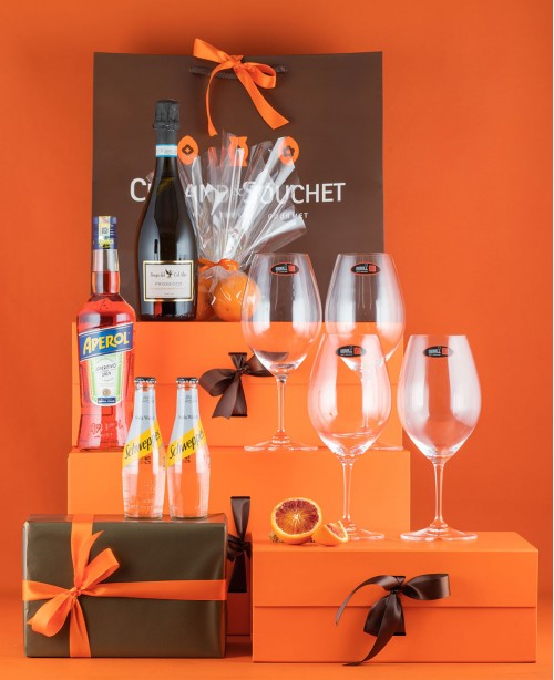 The Aperol Spritz Cocktail Maker (Gift S...