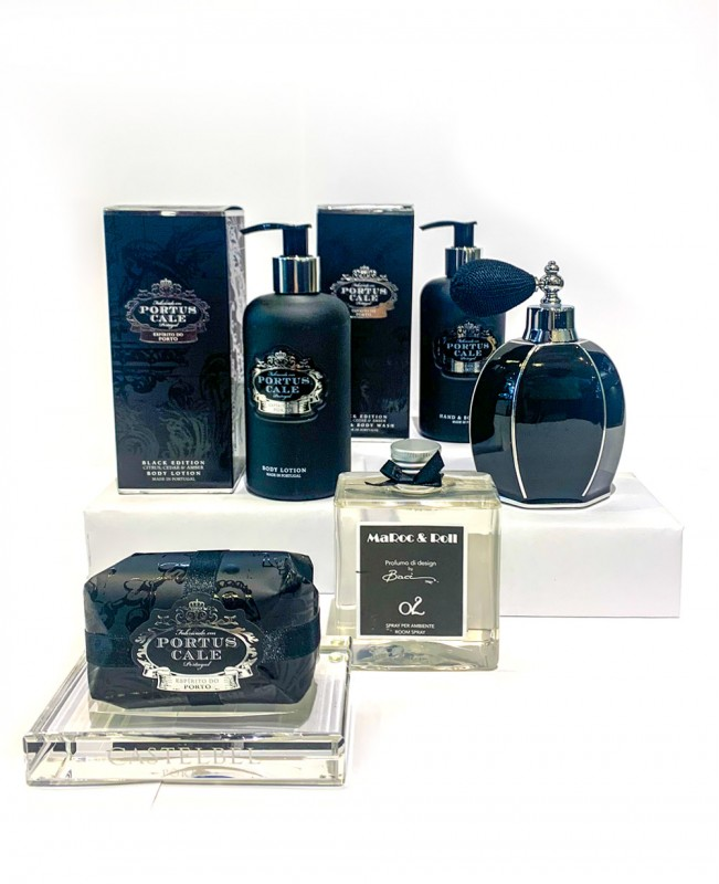 Black Edition For Him (Gift Set)