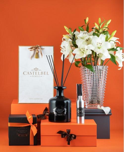 Black Glossy Edition Diffusor (Gift Set)