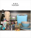 Prosecco Blue Picnic Hamper For 2