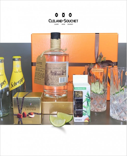 Gin & Tonic Gift Hamper for 2
