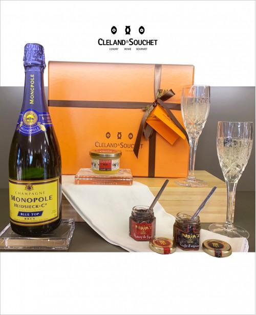 Heidsieck Monopole Champagne Gift Hamper