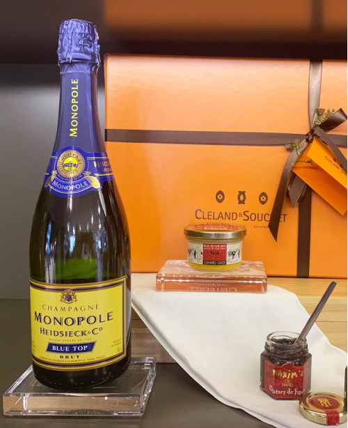 Heidsieck Monopole Champagne Hamper