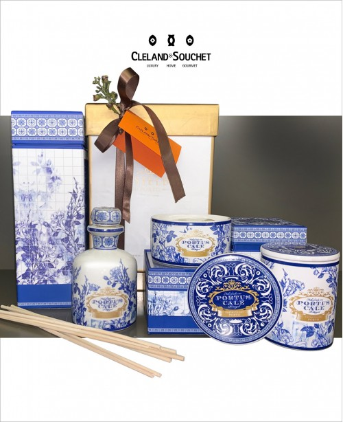 Castelbel Gold & Blue Home Fragrance...