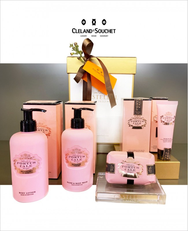 Castelbel Rose Blush Gift Hamper For Her