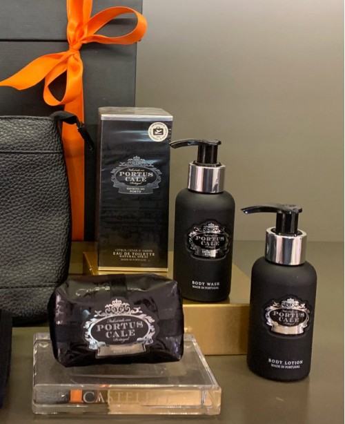 Castelbel Black Edition Gift Hamper For ...