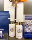 Castelbel Gold & Blue Bodycare Hampe...