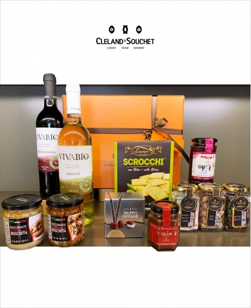 The Pantry (Food & Wine Hamper)