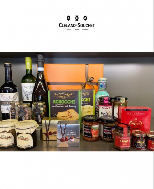 The Imperial (Food & Wine Hamper)