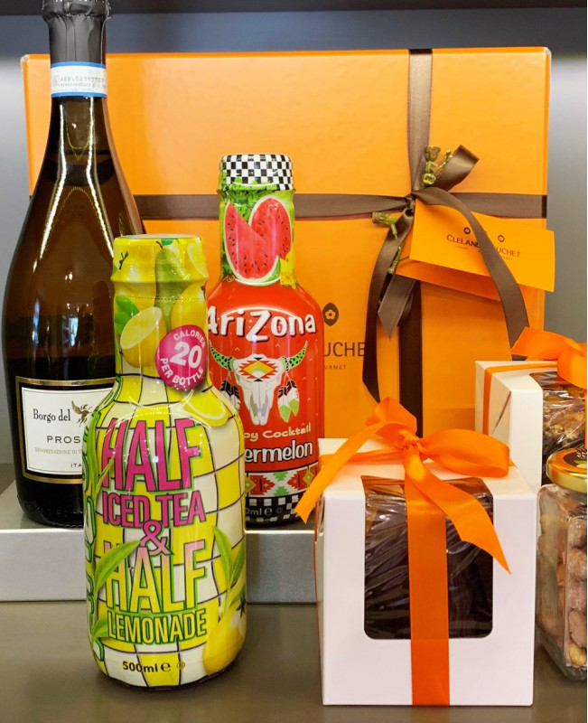 Welcome to your Holiday Hamper