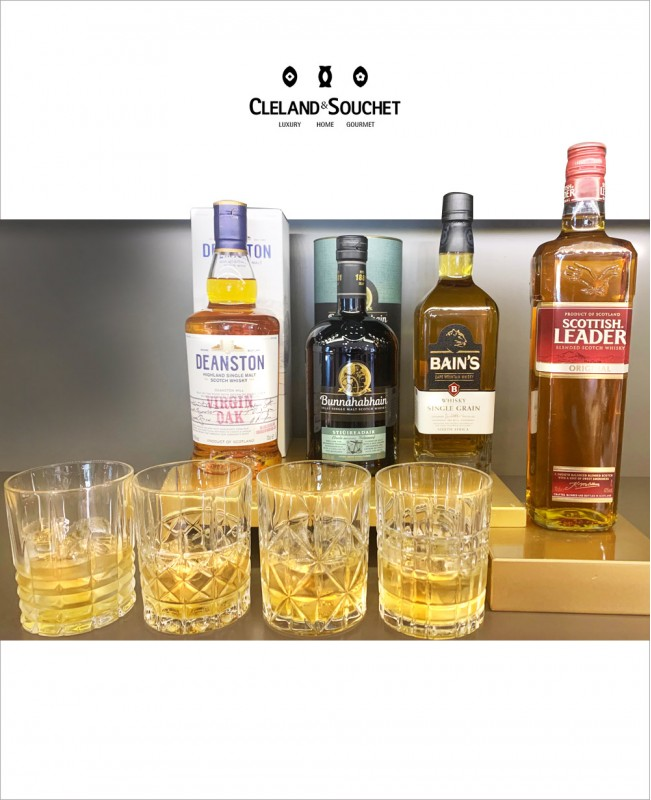 Whisky Collection Gift Hamper