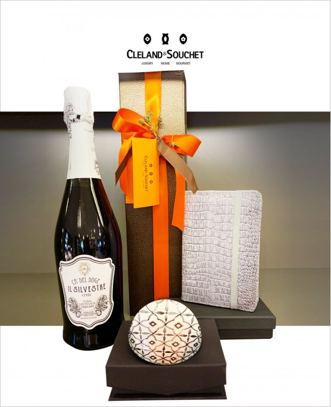 FH008 (Wine & Gift Hamper)