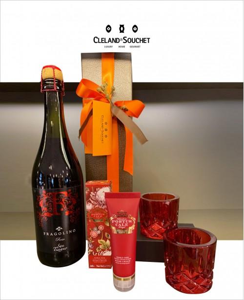FH010 (Wine & Gift Hamper)