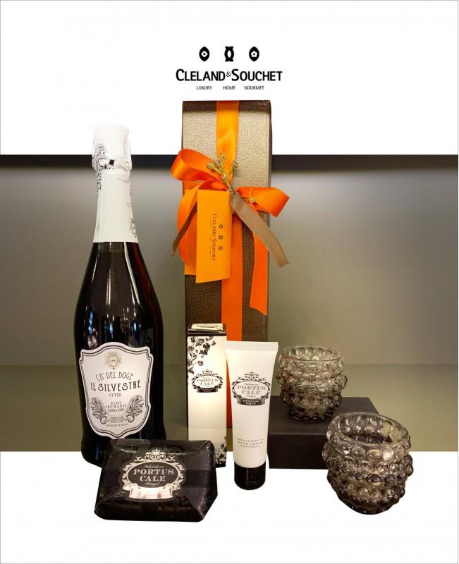 FH011 (Wine & Gift Hamper)