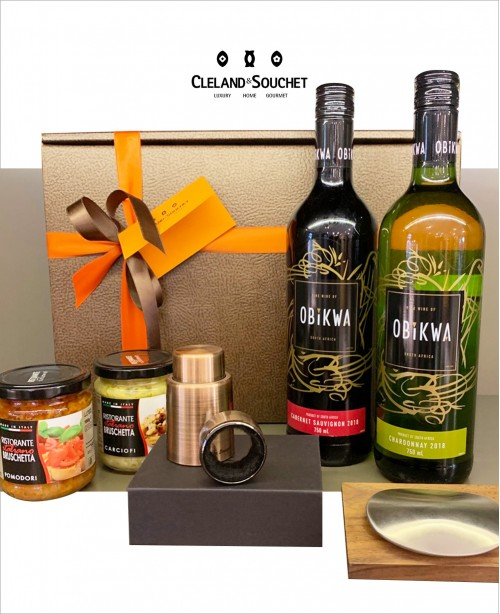 FH012 (Wine & Gift Hamper)