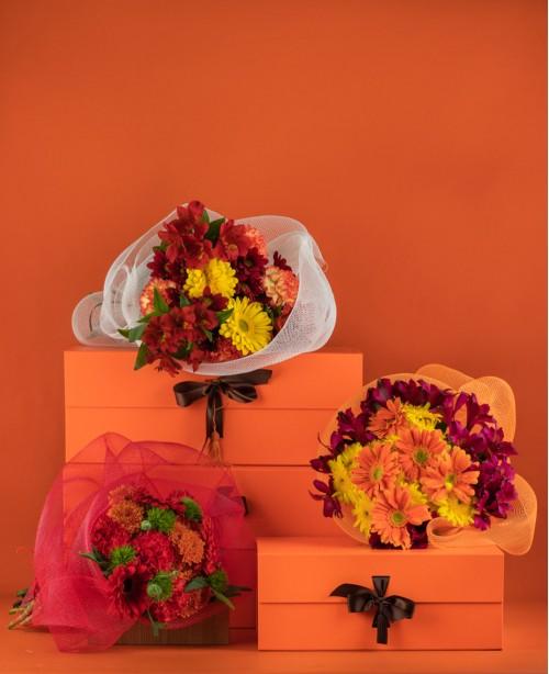 Seasonal Flower Arrangement