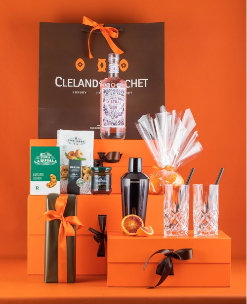 The Gin Shaker (Gift Set)