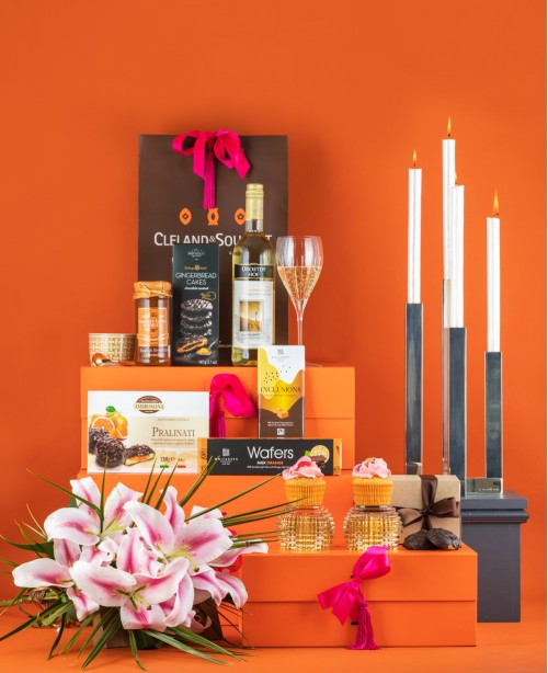 Gloriously Good For Her  (Gift Hamper)